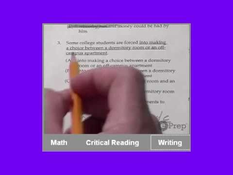 Free SAT Practice Test   Online Answers