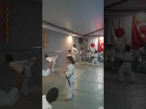 Karate Dersi