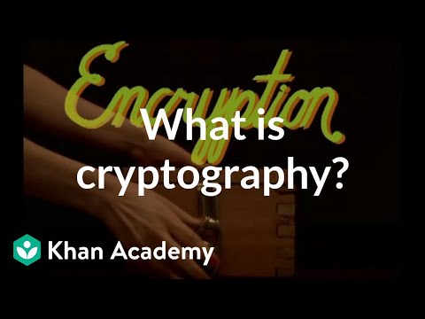 What is cryptography? | Journey into cryptography | Computer