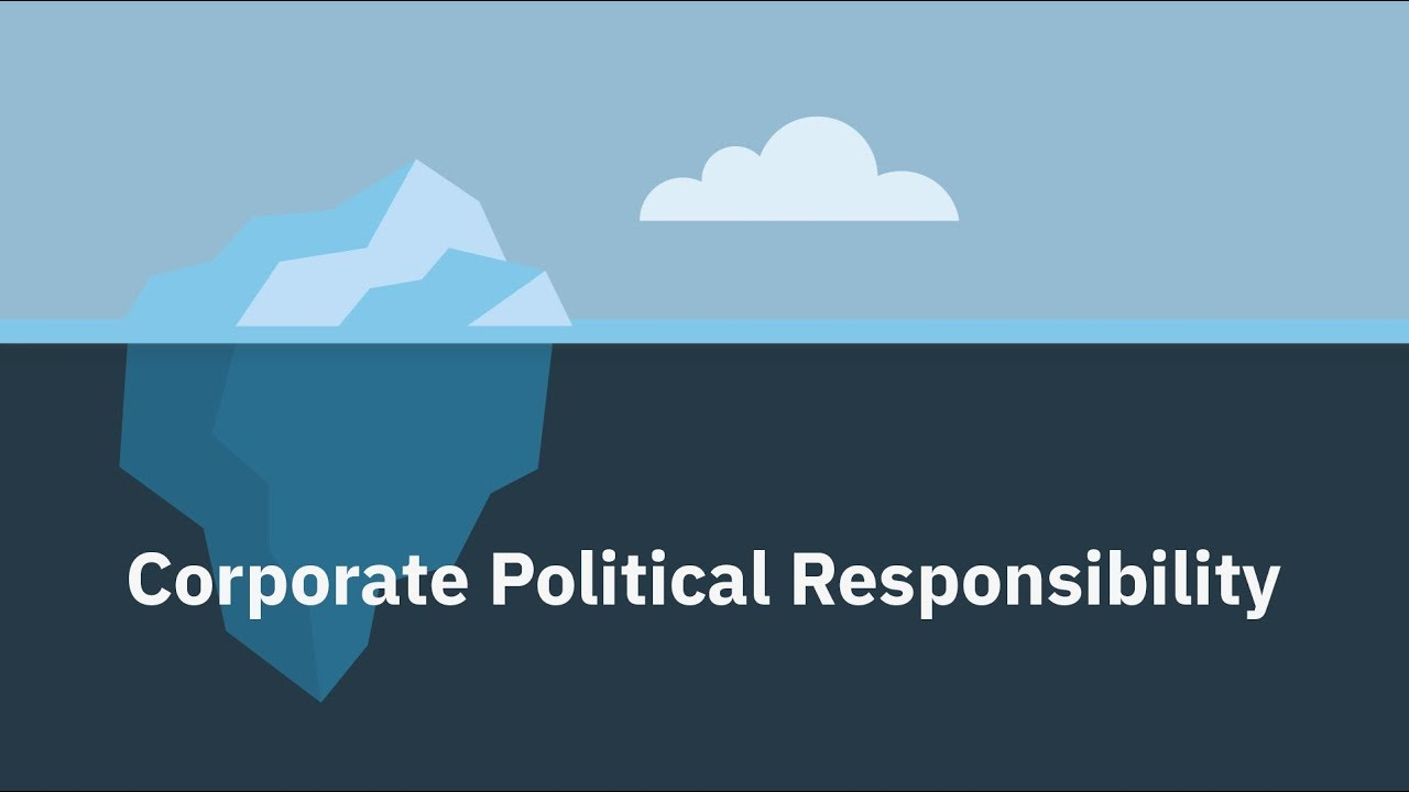 Image result for corporate political responsibility
