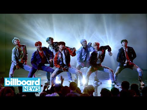 BTS Reveal They're Performing On 'Dick Clark's New Year's Rockin' Eve 2018' | Billboard News