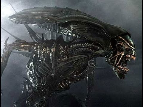 "Ridley Scott Says, No ""Classic Aliens"" In Prometheus 2 ...Xenomorph Queen Prometheus"