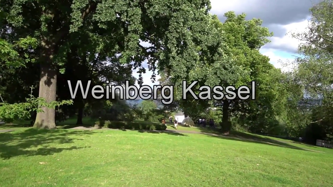 Terrassen  Weinberg-Terrassen Kassel (documenta 14) - YouTube