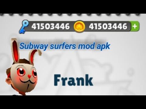 Subway Surfers Mod Apk By MR. ZE LO TV