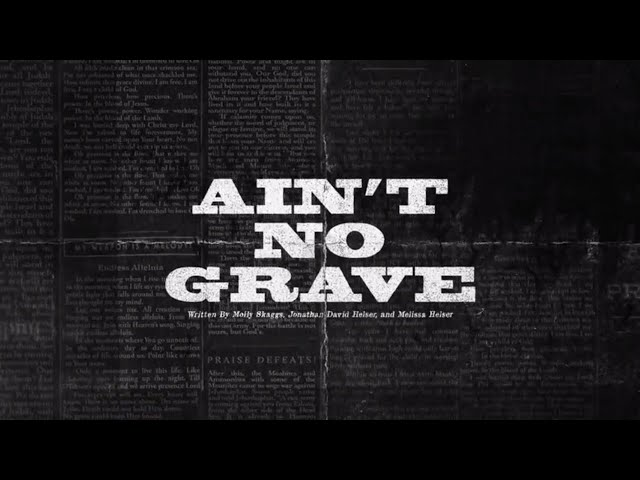 Ain't No Grave (Official Lyric Video) - Bethel Music | VICTORY
