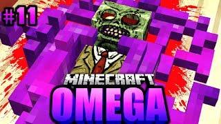 DER KILLER ist ZURÜCK?!  - Minecraft Omega #011 [Deutsch/HD]