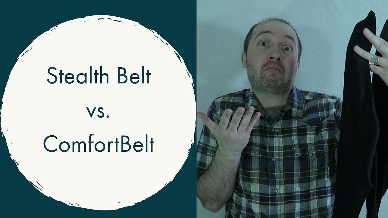 RT Ostomy Belt: 34 Vertical Orientation 3 14 flange Custom Color Neutral Stealth Belt