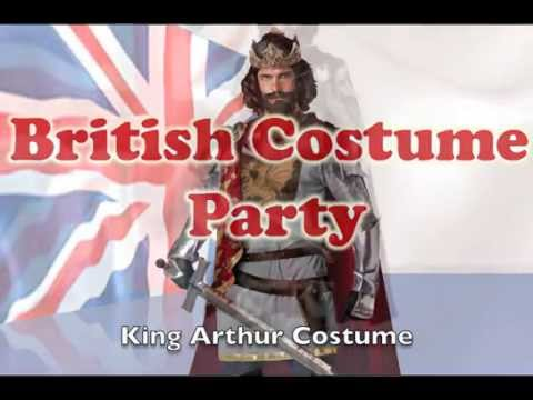 Best Of British Historical Character Costumes