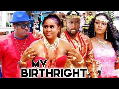 Download My Birthright Full Season 7&8  - Onny Michael & Uju Okoli 2021 Latest Nigerian Nollywood Movie