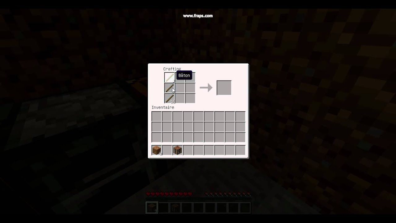 Tuto minecraft comment faire une echelle youtube - Comment faire une chambre moderne minecraft ...