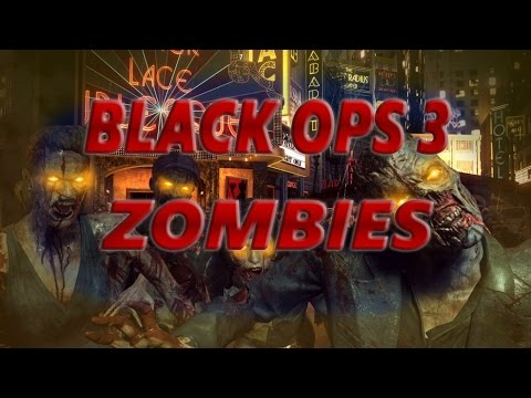 CALL OF DUTY BLACK OPS 3 ZOMBIES | SHADOWS OF EVIL