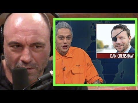 Joe Rogan on Pete Davidson's Dan Crenshaw Joke