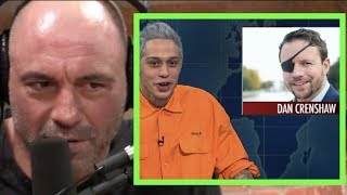 Joe Rogan on Pete Davidson's Dan Crenshaw Joke