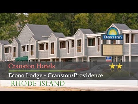 Econo Lodge - Cranston/Providence - Cranston Hotels, Rhode Island