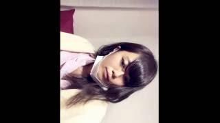 YouTube Captureから ModeCo マスク美人コンテスト もえ 風邪やけど、こ...