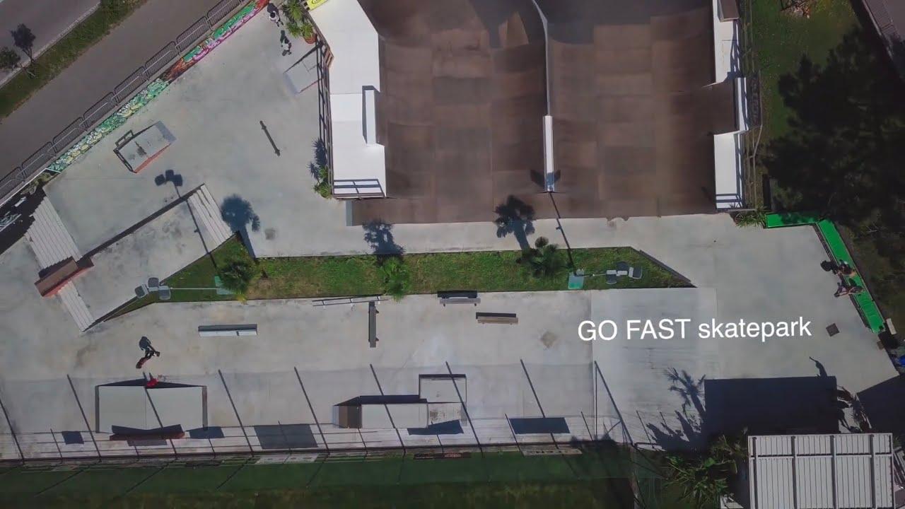 Go Fast Skatepark Riva Del Garda Italy