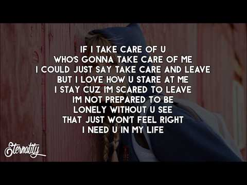 gnash - ilusm (Lyrics / Lyric Video)