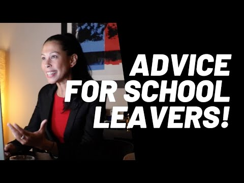 My Best Career Advice / Guidance For School Leavers