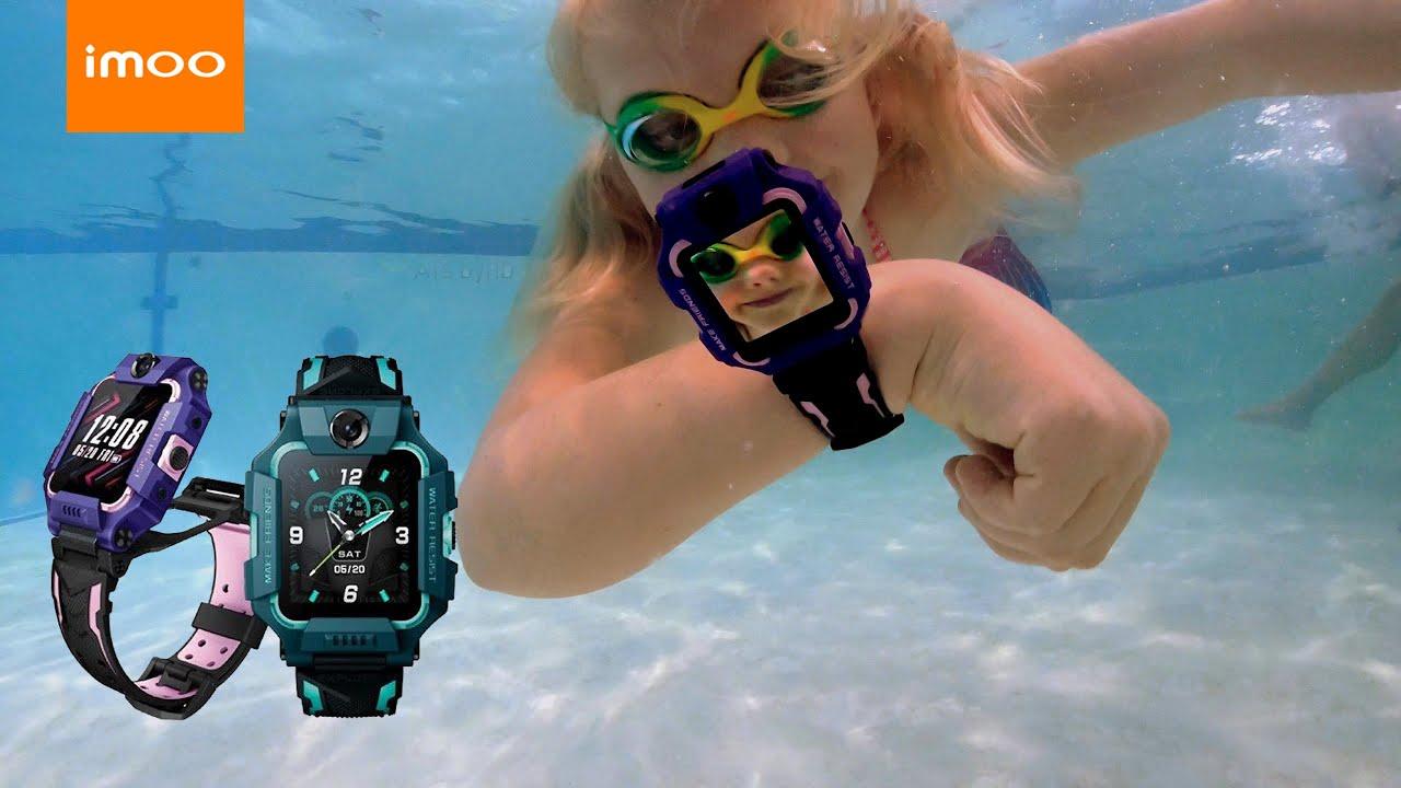 imoo Watch Phone Underwater