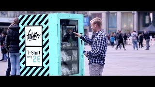 The 2 Euro T-Shirt - A Social Experiment