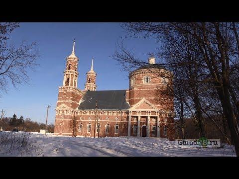 Тайны усадьбы и церкви Баловнево