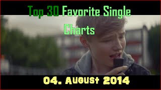 Top 30 Charts August 2014