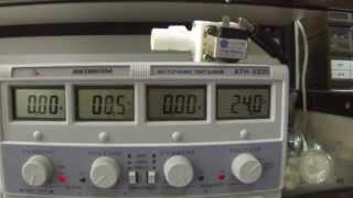 видео купить электромагнитный клапан для воды