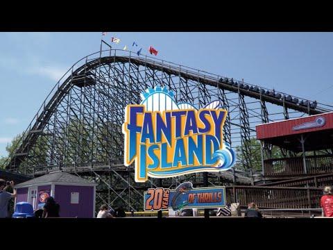 Fantasy Island Review | DEFUNCT Amusement Park Grand Island, New York