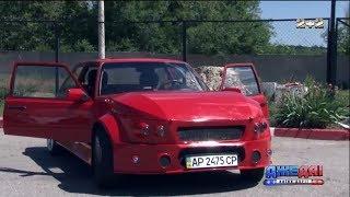 Дорожній 'звір' з української Таврії