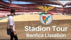 Stadion Tour Benfica Lissabon