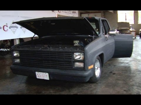 1984 Chevrolet Mid Engine Pick Up