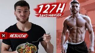 JE NE MANGE PAS PENDANT 127h !! (5 JOURS)