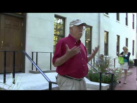 Athens Heritage Foundation Walking Tours - UGA North Campus with Nash Boney