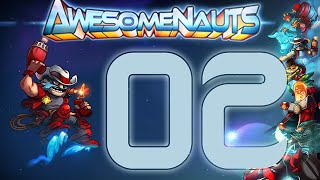 Let's Learn - Awesomenauts - Ep 02 - Lonely Lone Star