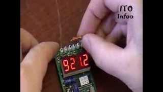 обзор прибора для измерения частоты, ёмкости, индуктивности и сопротивления