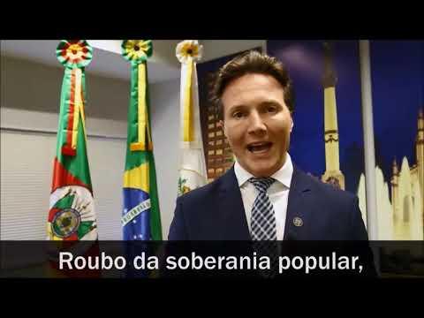 MANIFESTAÇÃO DE DANIEL GUERRA SOBRE PARECER FINAL DA COMISSÃO PROCESSANTE