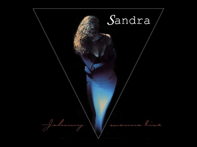 Sandra - Johnny Wanna Live (BabRoV Remix 2021)