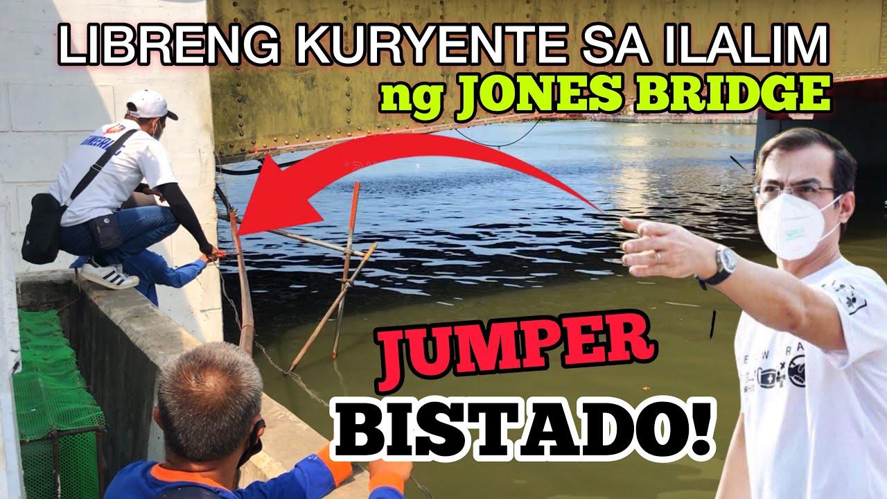 Download JUMPER NG KURYENTE SA ILALIM NG JONES BRIDGE BISTADO!