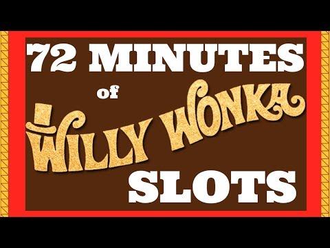 Minutes Of Wonka Slots Marathon Long Every Monday In December