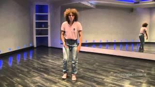 Ирина Антипова - урок 4: видео танец хаус