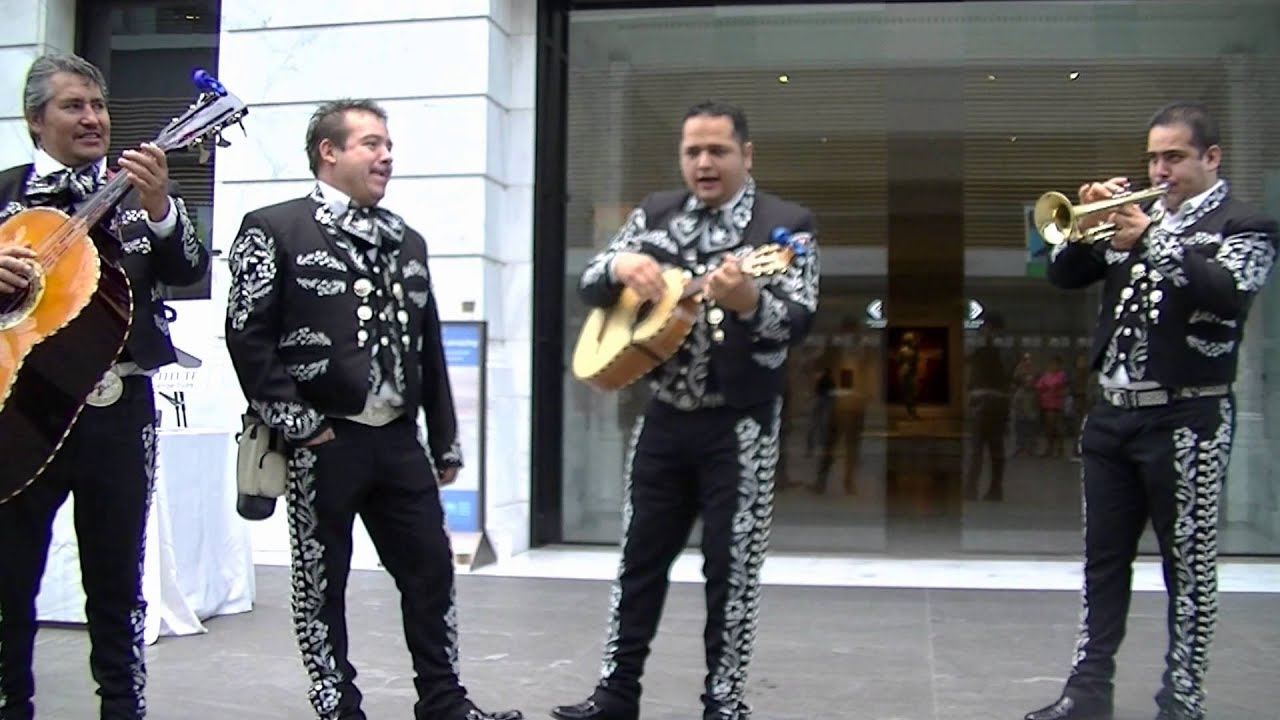 popular mexican song by mariachi band in cleveland youtube. Black Bedroom Furniture Sets. Home Design Ideas