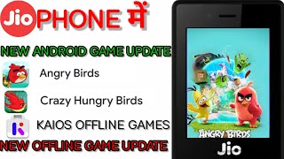 Angry Birds Game Download For Jio Phone New Updates Today