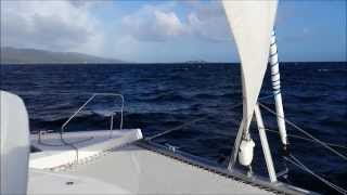 Leopard 48 La Novia Sailing