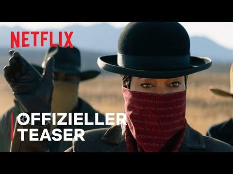 The Harder They Fall | Offizieller Teaser | Netflix