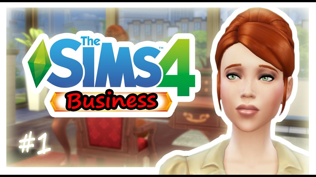 how to start a business in sims 4