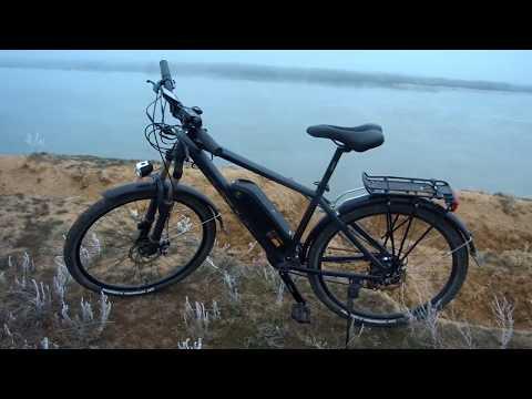 Электровелосипед с АлиЭкспресс 350W 36V 10AH. Пройдено более 1000 километров. Что же с ним стало ?!