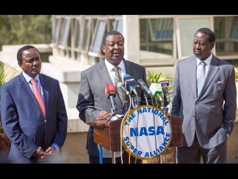 The Nasa coalition is ready for the General Election - Amason Kingi