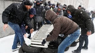 Протесты в Украине и Грузии | ГЛАВНОЕ | 14.11.18