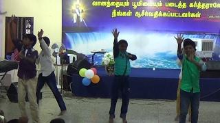 Intha Boomiyil Nee Valum Valkai - Tamil Christian Song