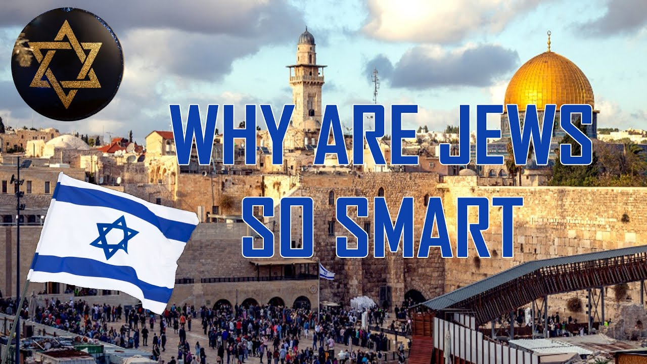 WHY ARE JEWS SO SMART? By Dr. Stephen Carr Leon - YouTube